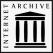 Logo for the Internet Archive